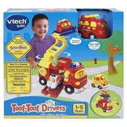 NEW VTECH BABY TOOT TOOT DRIVERS BIG FIRE ENGINE 151303