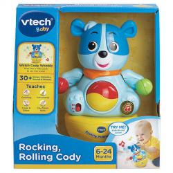 NEW VTECH BABY ROCKING, ROLLING CODY 166403