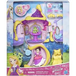 If you are looking NEW HASBRO DISNEY PRINCESS LITTLE KINGDOM TANGLED RAPUNZEL'S STYLIN' TOWER B5837 you can buy to nicolestoysgifts, It is on sale at the best price