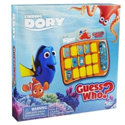If you are looking NEW HASBRO GUESS WHO ? FINDING DORY EDITION B6733 you can buy to nicolestoysgifts, It is on sale at the best price