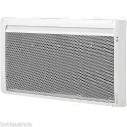 Atlantic Tatou 1500W Programmable Panel Heater - 7 Year Warranty - FREE DELIVERY