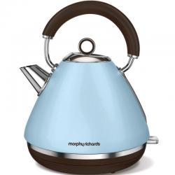 Morphy Richards Azure Special Edition Accents 1.5L Pyramid Kettle 102100