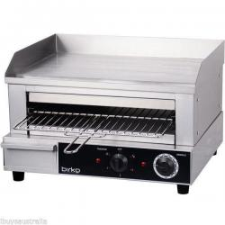Birko Commercial 15 Amp Griddle & Toaster Combination - Brand New Model 1003002