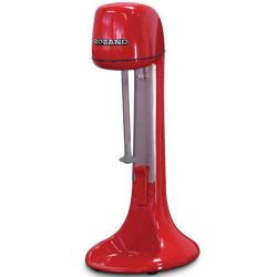 Roband 2 Speed Milkshake Maker & Drink Mixer in Red + 710ml Cup Brand New DM21R