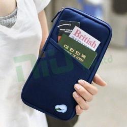 Si buscas OZ Travel Wallet Passport Holder Document Organiser Bag Ticket Credit Card Case puedes comprarlo con Deportronics está en venta al mejor precio