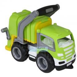 Si buscas Grip Truck Refuse Lorry Garbage Truck Include a Rubbish bin Polesie Wader Qualit puedes comprarlo con MCKTOYS está en venta al mejor precio