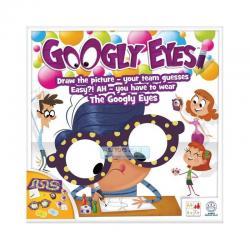Si buscas Googly Eyes Wacky Vision-Altering Glasses Funny Board Game puedes comprarlo con MCKTOYS está en venta al mejor precio