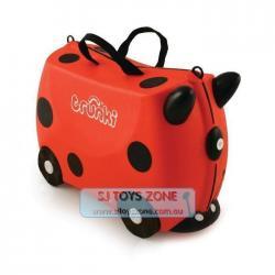 Si buscas Trunki Ride On Suitcase Harley Ladybug Kids Travel Luggage Toy Box puedes comprarlo con Deportronics está en venta al mejor precio