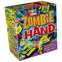 John Adams Gross Science Zombie Hand Kids Make & Create Learning Activity Set