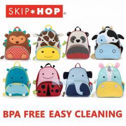 Skip Hop Little Kid Zoo Backpack PreSchool School Bag For Boys & Girls