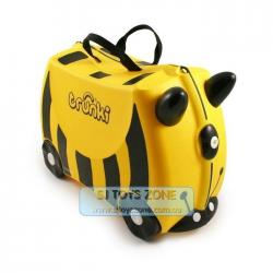 Trunki Ride On Suitcase Bumblebee The Bee Kids Travel Luggage Toy Box