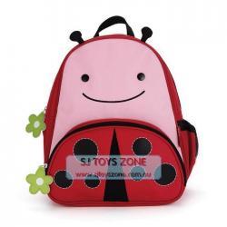 Skip Hop Kids Zoo School Bag Backpack Ladybug For Kids