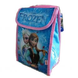 NEW ZAK Disney Frozen Elsa & Anna Insulated Lunch Bag