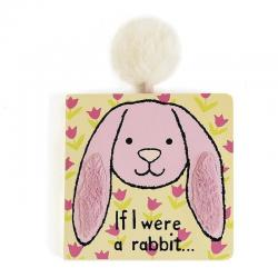 NEW Jellycat 'If I were a Rabbit' Bashful Bunny Book