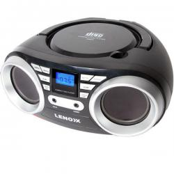 If you are looking Lenoxx Black Portable Boombox CD CD-R/CD-RW Player Speaker/FM radio/Aux in 3.5mm you can buy to KG Electronic, It is on sale at the best price