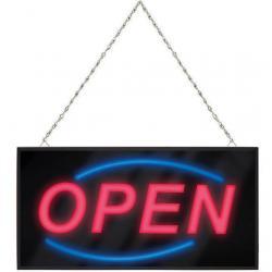 Si buscas 40Cm Led Open Sign/Electric Board/Light/Hanging For Wall/Glass Window/Shop/Cafe puedes comprarlo con TIENDAPABLUS está en venta al mejor precio