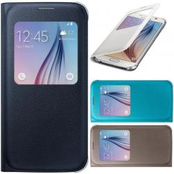 If you are looking Genuine Samsung S-View View Clear Case Cover Flip Folio Protection for Galaxy S6 you can buy to KG Electronic, It is on sale at the best price