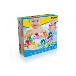 If you are looking Tomy Baby Kids toddler Do Re Mi Dolphins Bath time squirt water Floating Toy you can buy to KG Electronic, It is on sale at the best price
