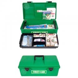 If you are looking 48pc Emergency Medical First Aid Kit Portable Case/Handle Work/Office/Home/Car you can buy to KG Electronic, It is on sale at the best price