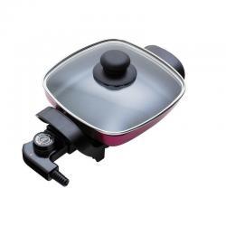 Si buscas 20cm Electric Frypan/Thermostat control/Non-stick Coated/Coating Plate/Fry Pan puedes comprarlo con PHOTOSTORE está en venta al mejor precio