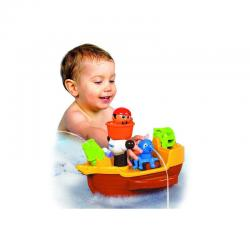 If you are looking Tomy Baby Kids toddler Pirate Ship Bath time squirt water Activity Floating Toy You can buy it now, it is for sale Australia