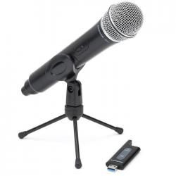 If you are looking Samson Stage X1U Digital Wireless Microphone Voice Recorder USB for Computer/PC you can buy to KG Electronic, It is on sale at the best price