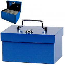 If you are looking 158mm Portable Sturdy Metal Cash/Money Box No.6 Organiser/Coins tray/key lock you can buy to KG Electronic, It is on sale at the best price