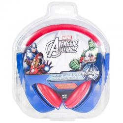 If you are looking Avengers Volume Limiting Kids Headphones/Headband Safe for Dvd/iPad/Audio Toy you can buy to KG Electronic, It is on sale at the best price