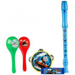 If you are looking Thomas and Friends 5 Piece Kids Toy Kit/Instrument Set Tambourine/Flute Recorder you can buy to KG Electronic, It is on sale at the best price