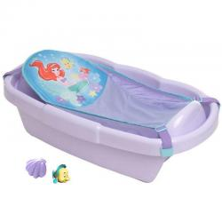 If you are looking First Years Disney Little Mermaid Bath Tub Newborn/Baby/Infant/Toddler Purple you can buy to KG Electronic, It is on sale at the best price