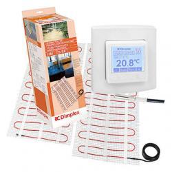 Dimplex 1.5 m2 Underfloor Heat Mat Kit/Heater/Heating for Tiles Floor 10yr War