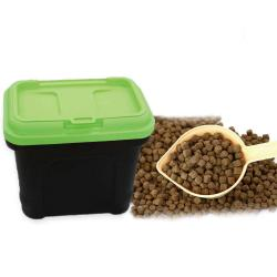 Pet Dry Food Container/Storage Box/Bucket Dog/Cat Airtight Seal Large 41x25x34cm