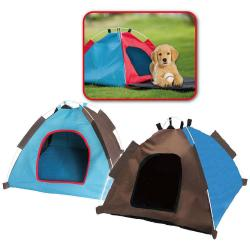 Pet Tent Dog/Cat Foldable/Portable Camping/Travel/Beach/Outdoor Waterproof Small