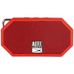 If you are looking Altec Lansing Red Mini H20 Bluetooth AUX Wireless Portable Waterproof Speaker you can buy to KG Electronic, It is on sale at the best price