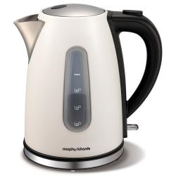 Morphy Richards 102602 White 1.5L Accents Cordless Kettle/Jug/Water Boiler
