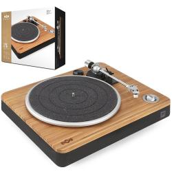 If you are looking Marley EMJT000SB Stir It Up Turntable/Vinyl/Record Player/USB to PC/Bamboo/Black you can buy to KG Electronic, It is on sale at the best price