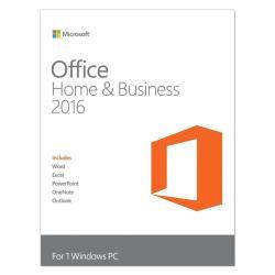 Si buscas Microsoft Office Home & Business 2016 Word Excel PowerPoint Outlook OneNote 1PC puedes comprarlo con VENTRONIC está en venta al mejor precio