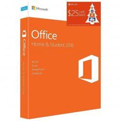 Si buscas Microsoft Office Home & Student 2016 Word Excel PowerPoint OneNote OneDrive 1PC puedes comprarlo con VENTRONIC está en venta al mejor precio