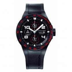 Porsche Design Flat Six Automatic PVD Chronograph Mens Watch 6340.43.43.1169