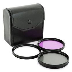 Si buscas 82mm Multi-Coated 3 Piece Filter Kit (UV-CPL-FLD) puedes comprarlo con PROFOTOMX está en venta al mejor precio