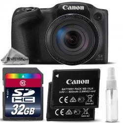 If you are looking Canon PowerShot SX420 IS Digital Camera Black 42x Optical Zoom +EXT BAT-32GB KIT you can buy to tri-state, It is on sale at the best price