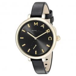 Marc by Marc Jacobs Sally Black Sunburst Dial Women's Watch MJ1416