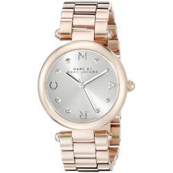 Marc by Marc Jacobs Dotty Rose Gold-Tone Bracelet Women's Watch MJ3449