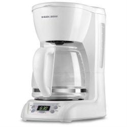 If you are looking Black & Decker DLX1050W 12 Cups Coffee Maker - White you can buy to tri-state, It is on sale at the best price