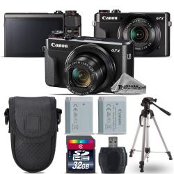 If you are looking Canon PowerShot G7 X Mark II Digital DIGIC 7 WiFi Camera + Tripod - 32GB Kit you can buy to tri-state, It is on sale at the best price