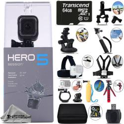 If you are looking GoPro Hero 5 Session 4K Ultra HD, 10MP, Wi-Fi Waterproof Action Camera -64GB Kit you can buy to tri-state, It is on sale at the best price