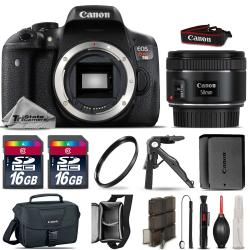 If you are looking Canon EOS Rebel T6i DSLR Camera + 50mm 1.8 STM + Extra Battery + 32GB + More! you can buy to tri-state, It is on sale at the best price