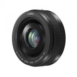 Panasonic Lumix G H-H020AK 20mm F/1.7 II ASPH Lens for Panasonic/Olympus Micro F