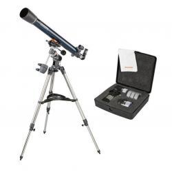 Celestron AstroMaster 70mm EQ Refractor Telescope + AstroMaster Accessory Kit