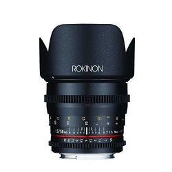 If you are looking Rokinon 50mm T1.5 AS UMC Cine DS Lens for Canon EF Mount - DS50M-C you can buy to focuscamera, It is on sale at the best price